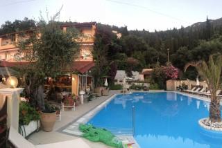 stevens corfu swimming pool building a